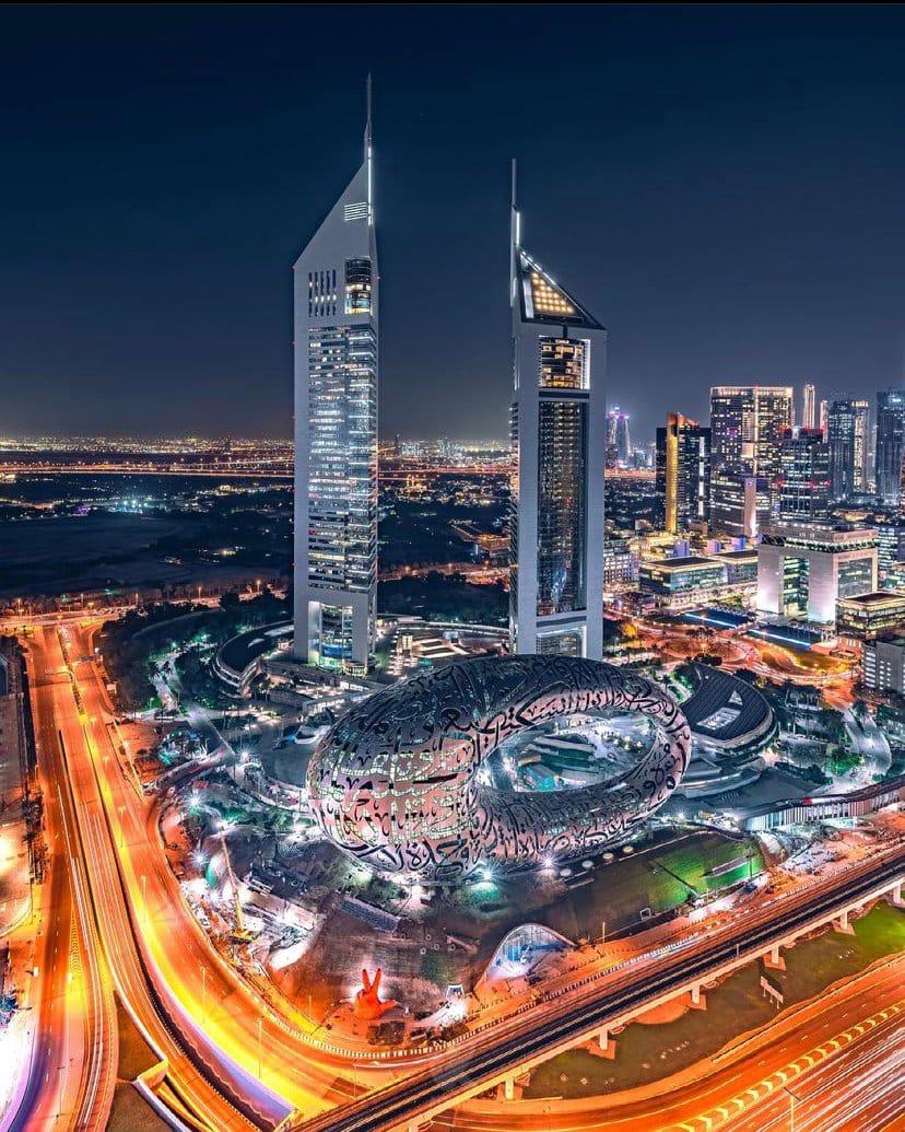 Dubai I love it!